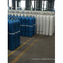 Cilindro de gás de oxigênio ISO9809-3