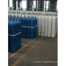 ISO9809-3 кислородный газовый баллон