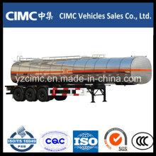 Remolque Cisterna de Aceite Líquido Cimc 40000L