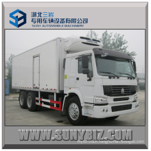 20t 25t Sinotruk-HOWO 6*4 Heavy Refrigerated Truck