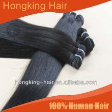 Precio al por mayor 100% pelo humano cabello chino en Qingdao