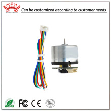 6V 12V RK520 Hall-encodermotor