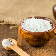 Soins de la peau de faible poids moléculaire en poudre d'acide hyaluronique