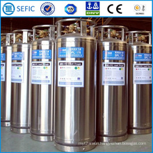 2014 New Low Pressure Liquid Oxygen Cylinder (DPL-450-175)