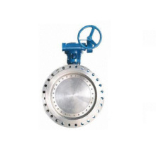 Three Eccentric Butterfly Valve