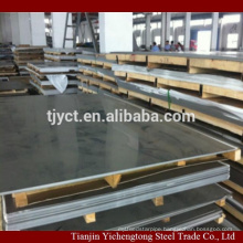 CE SGS ISO certificate stainless steel sheet 304 316L 201
