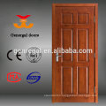 PU Paint coated solid wood doors