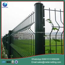 welded mesh fence garden mesh fencing