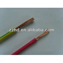 1.5mm 2.5mm 4mm 6 mm 8 mm 10mm 16mm electrical wire for Zambia