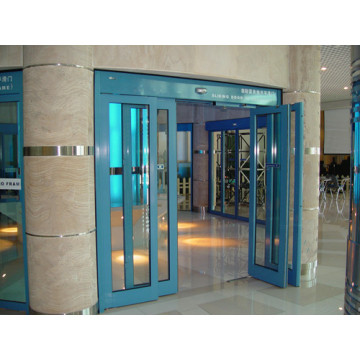 Automatic Sliding Doors GS601 dengan panel PSA