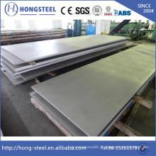 folha de aço inoxidável da resistência térmica de alta qualidade 304 316 certificado sgs da chapa de aço inoxidável