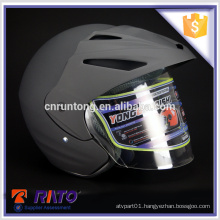 Sophisticated technology personalized black China motorcycle helmets