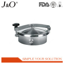 Stainless Steel Round Manhole Without Pressure