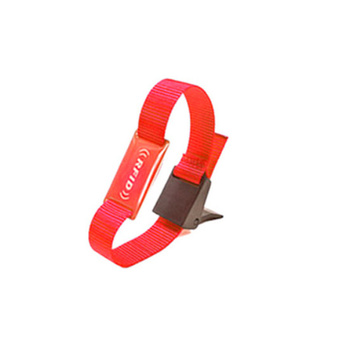 125 kHz Nylon rfid-polsband voor toegangscontrole