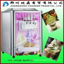 Máquina de helado suave