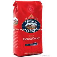 Bolso de café / café con válvula / bolsa de café Bolso de café / bolsa de café lateral
