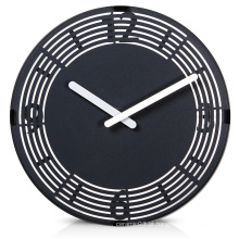 Relógio em movimento - números romanos