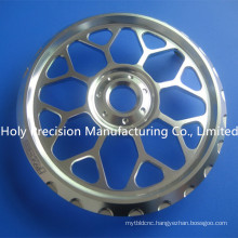 Custom Made CNC Machining 20 28 Hole Bicycle Rear Hub