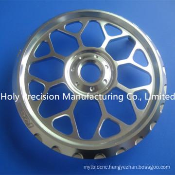 Custom Made CNC Machining 20 28 Hole Bicycle Rear Hub