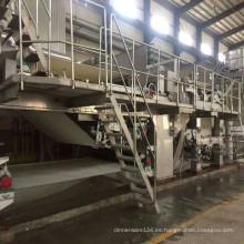 Pequeña máquina para fabricar papel higiénico