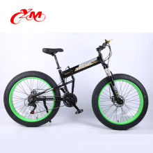 Top ten sale fat tire bicycle price /fat tyre mountain bike factory /big tire bike
