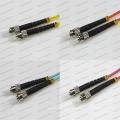 St-St Sm/mm/Om1/Om2/Om3/Om4 Sx 2.0/3.0 PVC/LSZH Optical Fiber Patch Cord