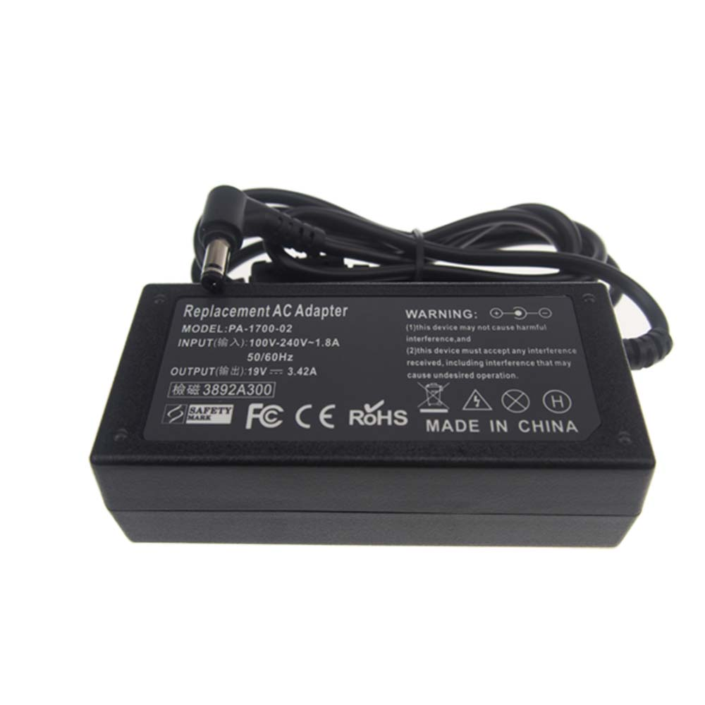 19V laptop battery charger