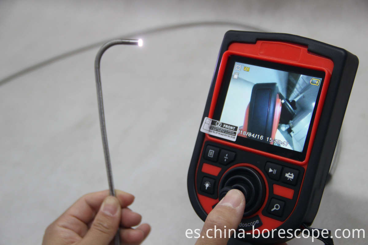 Handheld industry borescope