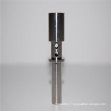 Clé de titane Dome de 18 mm pour le tabac au gros de tabac (ES-TN-047)