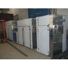 Roasting oven for snack food with 150kg/h