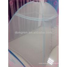 Tente de moustiquaire en acier inoxydable en polyester autoportante et très bon marché
