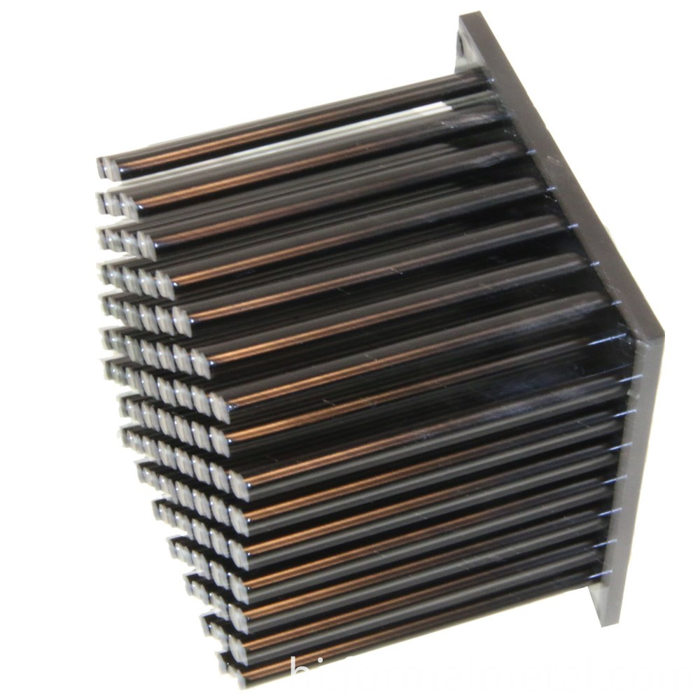 Aluminum 10w Passive Led Fin Heat Sink 3