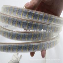 flexibles geführtes Band 180led / m IP67 220V 2835 führte Streifenlicht