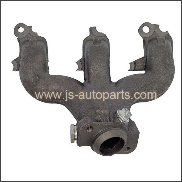 Casting EXHAUST MANIFOLD FOR FORD,1990-1995,BACKSECTION,6Cyl,4.9L