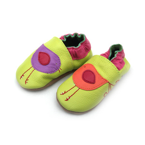 Baby Safety Shoes Baby Loafers Leather Kids Footwear