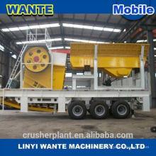 Малое горное оборудование / Б / у дробильная установка для продажи / цена для передвижной каменной дробилки