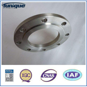 Gr2 Forged Titanium Exhaust Pipe Flange