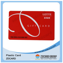 Durable Plastic PVC Chinese S50 1kb Card