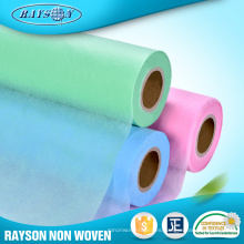 Nuevo producto 2017 Sms Hospital Nonwoven Medical Fabric
