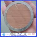 Disc-Kaffeefilter / Disc-Kaffeefilter Fabrik / Edelstahl-Mikronetzfilter (kostenlose Probe)