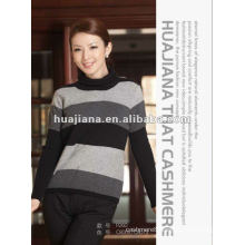 fashion women winter sweater pullover/ Antipilling cashmere knits