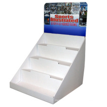 Pop Cardboard Display, Advertising Paper Display Stand