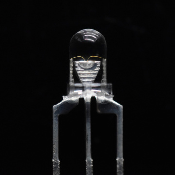 3mm LED Röd / Blå Super Bright Common Anode