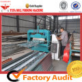 Lantai Decking Lembar Roll Forming Machine