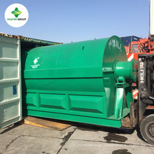 Waste Tyre Pyrolysis Oil Used Oil to Diesel Recycling Plant