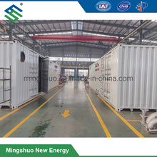 Container Design Regenerative Chelate Iron H2s Removal Project