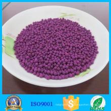 KMnO4 Alumine à base de permanganate de potassium pour maintenir la fraîcheur des fruits et légumes