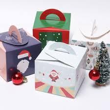 Christmas snack packaging