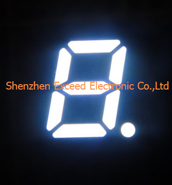 0.8inch 7 Segment Single LED Digital Display