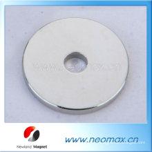 Высококачественный неодимовый кольцевой магнит